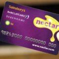 Nectar Reward Card