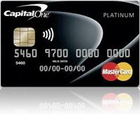 Capital one classic card