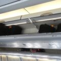 Airline baggage allowances - overhead lockers