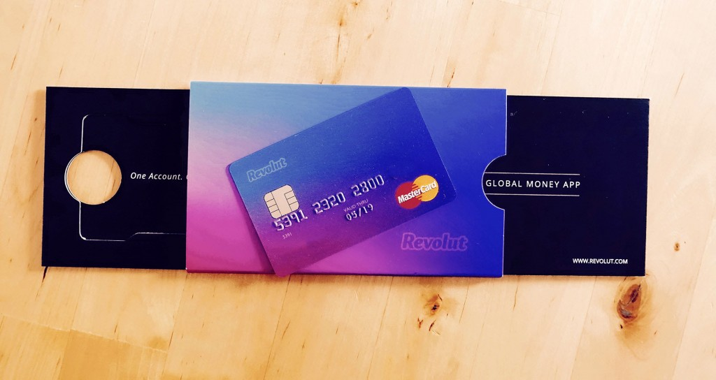 Revolut Credit Card