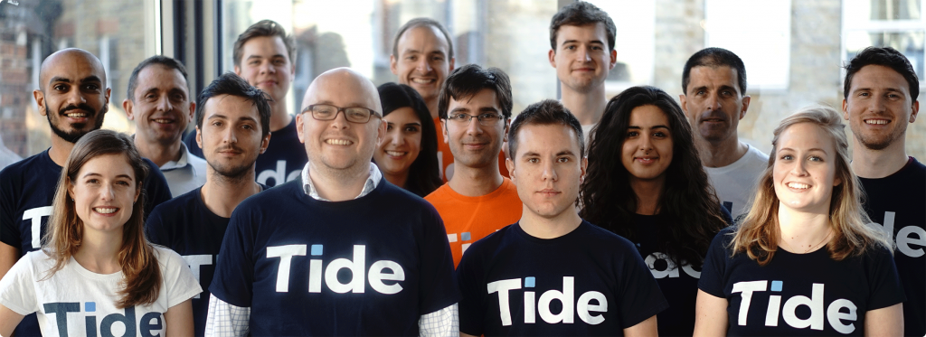 Tide - alternative business bank account