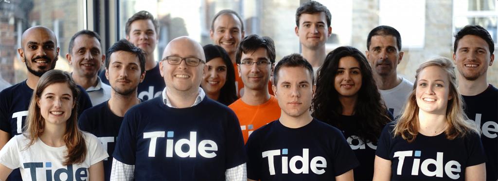 Tide - alternative business bank account